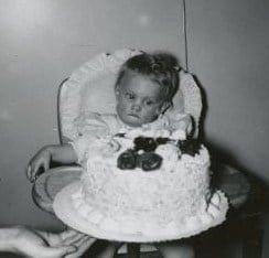 Writing What Scares You: On Blue Shoes and Birthday Cakes