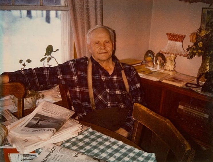My Grandfather's Table: This Question of Immigrants